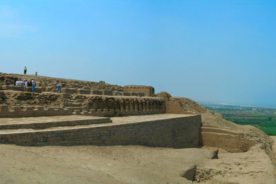 Tour to the Ruins of Pachacamac