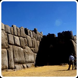 Touring around the Ruins of Sacsayhuaman