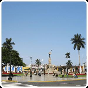 Trujillo Downtown Peru