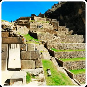 Visiting Ollantaytambo