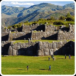 Visiting the Ruins of Sacsayhuaman